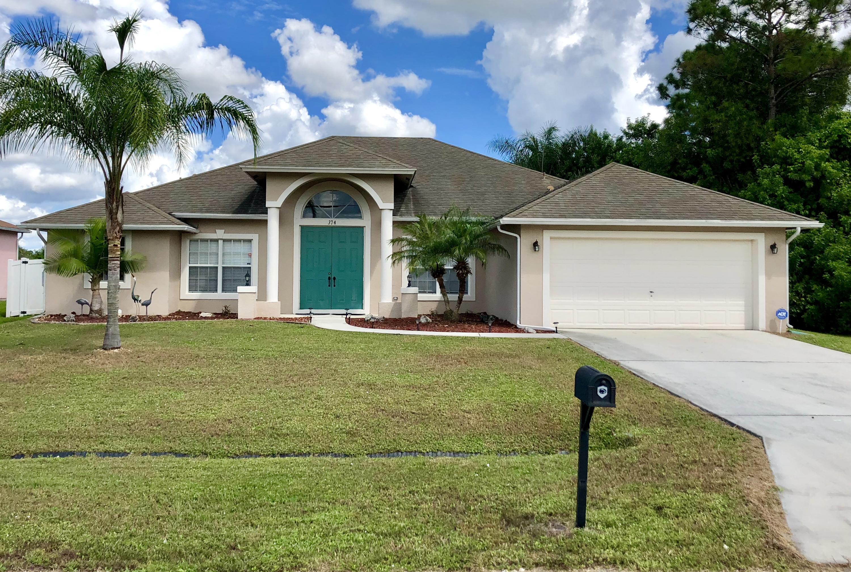 374 Sw Dalton Circle, Port Saint Lucie, FL 34953