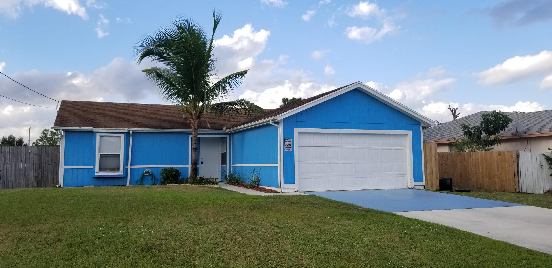 441 Sw Lairo Avenue, Port Saint Lucie, FL 34953