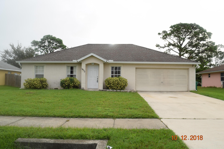 1633 Se Floresta Drive, Port Saint Lucie, FL 34983