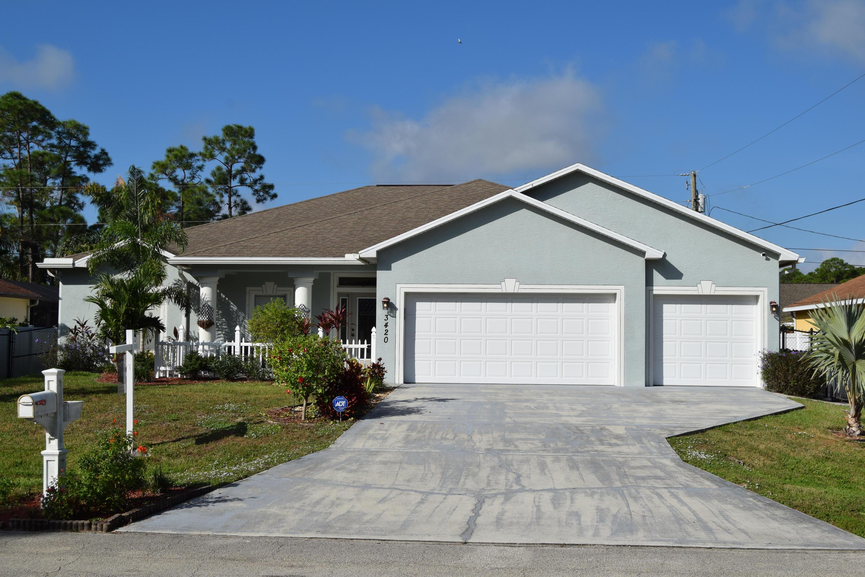 3420 Sw Funtuna Street, Port Saint Lucie, FL 34953