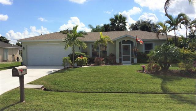 974 Se Bayfront Avenue, Port Saint Lucie, FL 34983