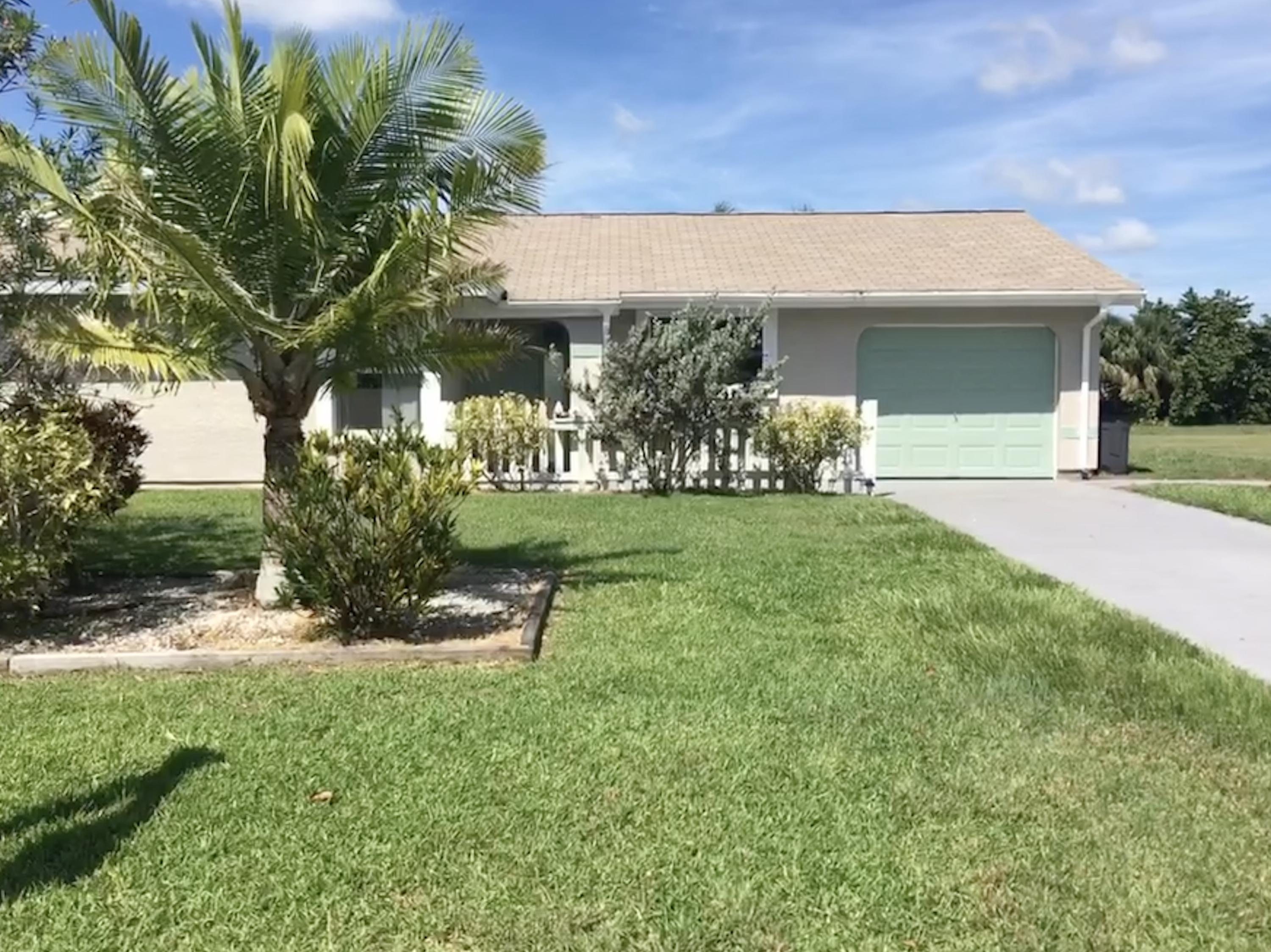 1532 Se Faculty Court, Port Saint Lucie, FL 34952