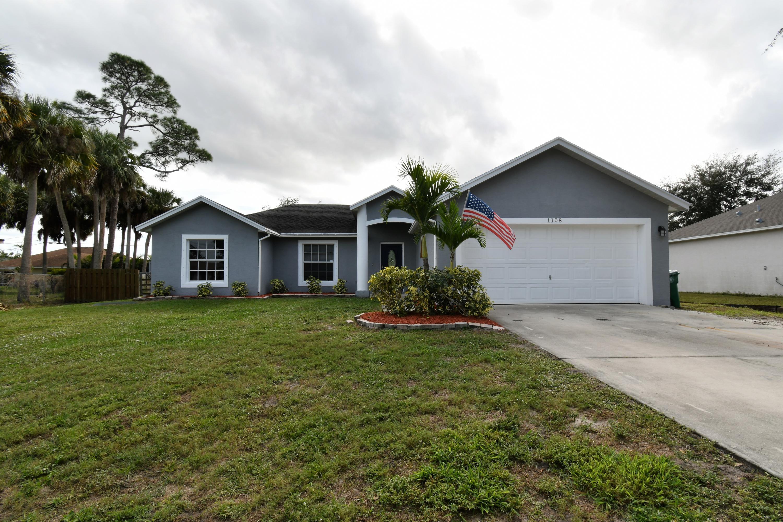 1108 Sw Abbey Avenue, Port Saint Lucie, FL 34953