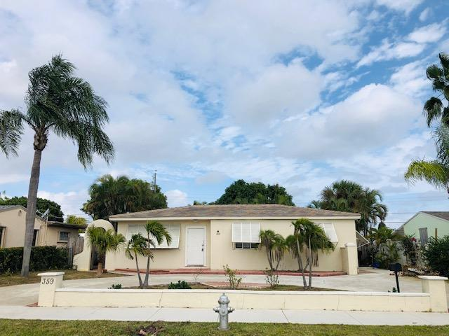 359 Winters Street, West Palm Beach, FL 33405