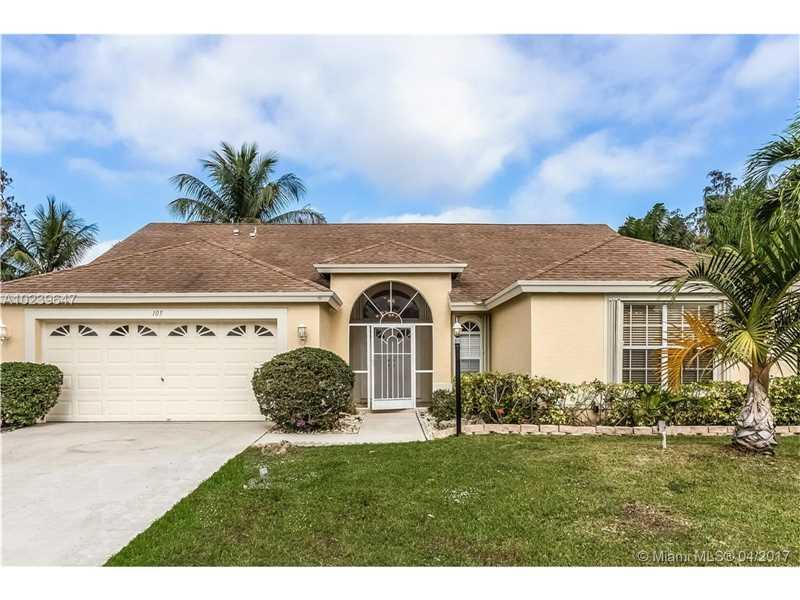 105 Hemingway Court, Royal Palm Beach, FL 33411
