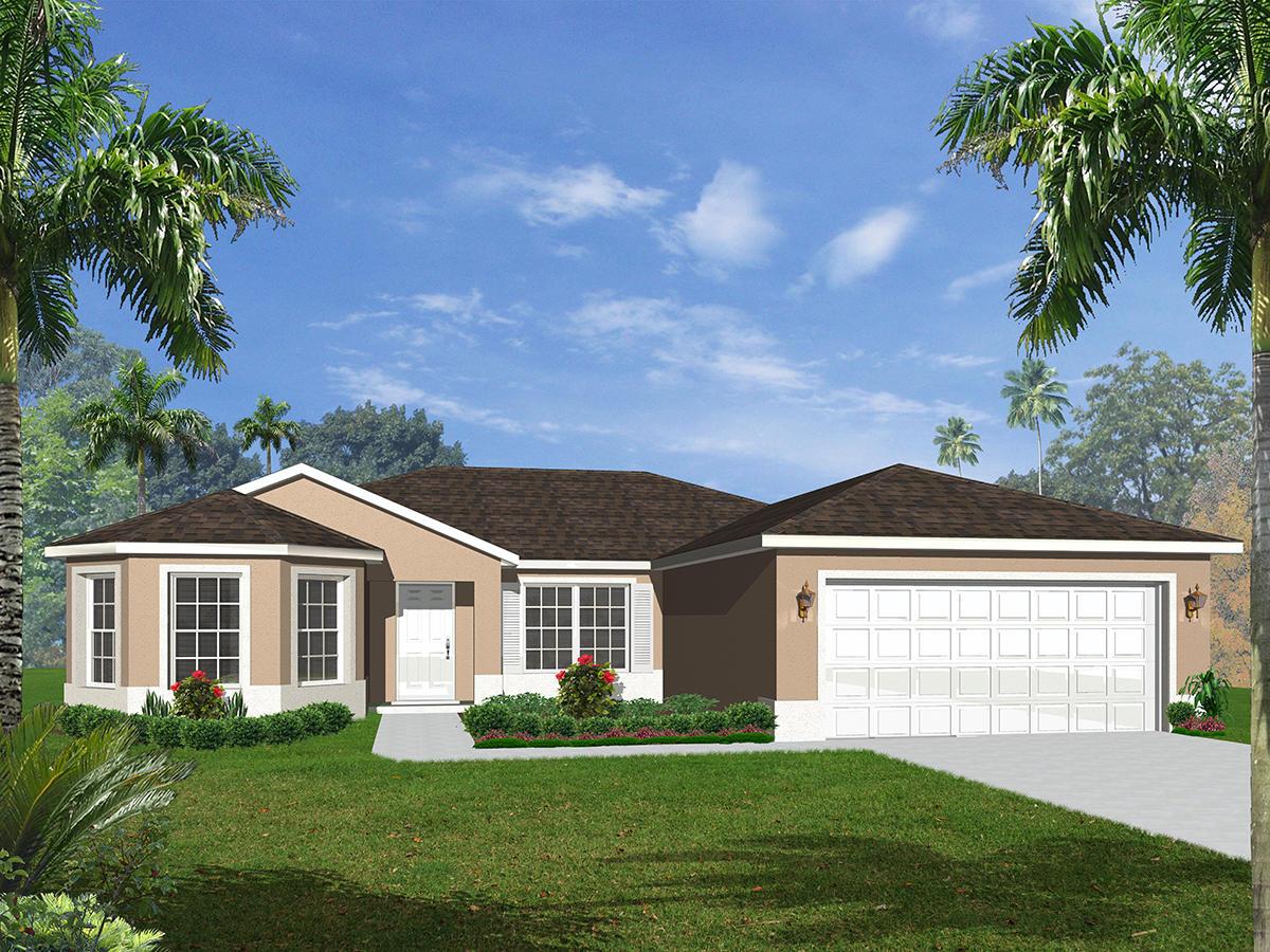 1461 Se Berkshire Boulevard, Port Saint Lucie, FL 34952