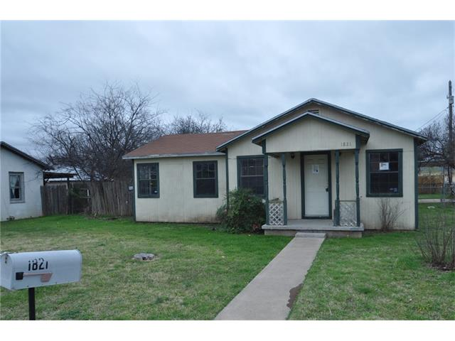 1821 Colorado Avenue, San Angelo, TX 76901