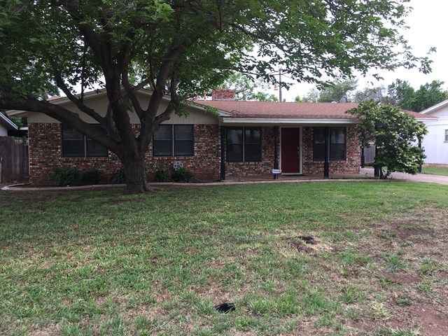 3217 Sac Ave, San Angelo, TX 76904