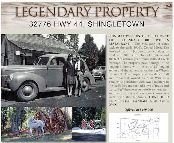 32776 Ca-44, Shingletown, CA 96088