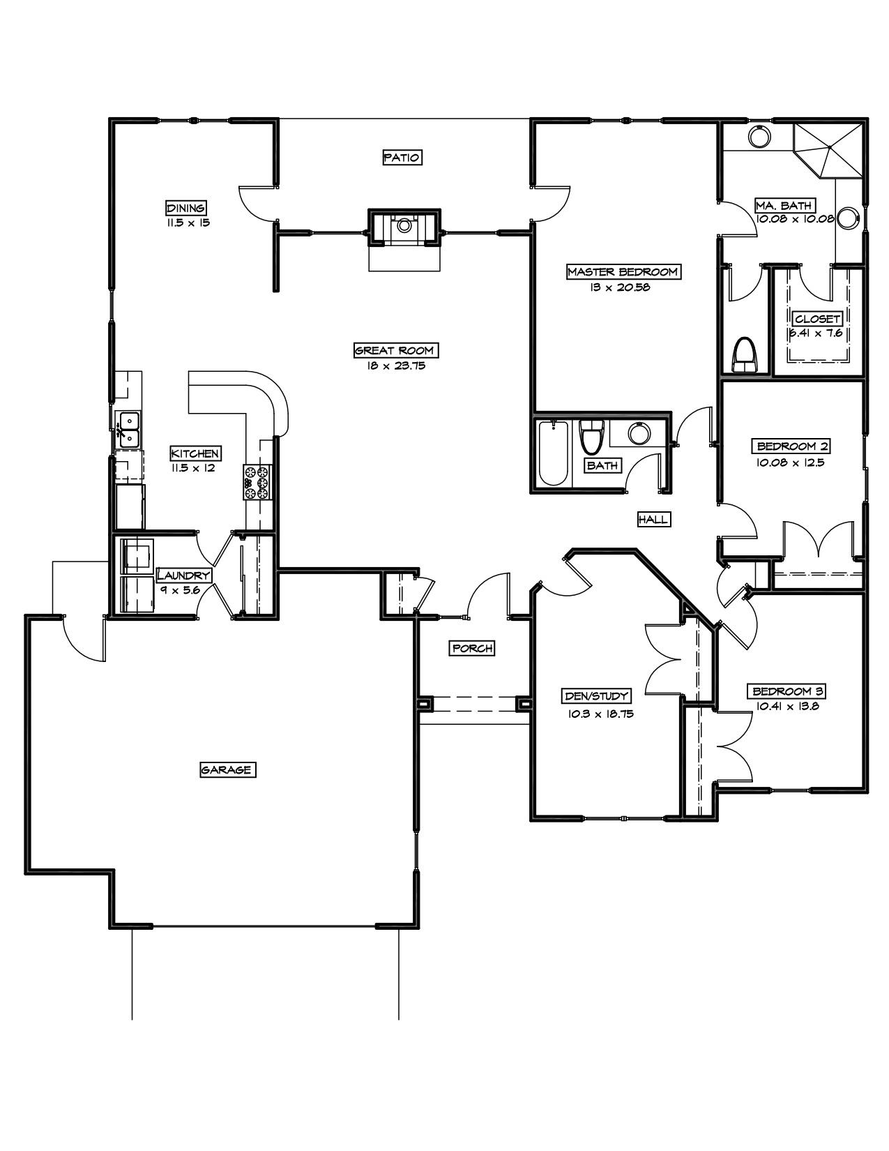 1365 Bonhurst Dr, Redding, CA 96003