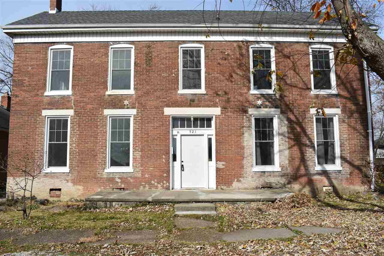 521 E Water Street, Mount Vernon, IN 47620
