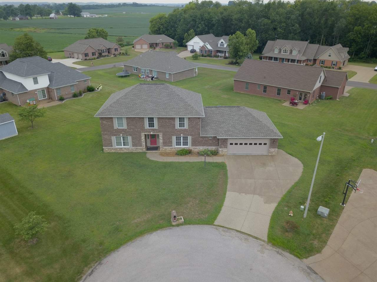 915 Chickasaw Drive, Fort Branch, IN 47648