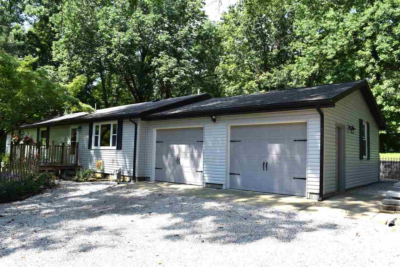 2655 Brown Chapel Road, Boonville, IN 47601