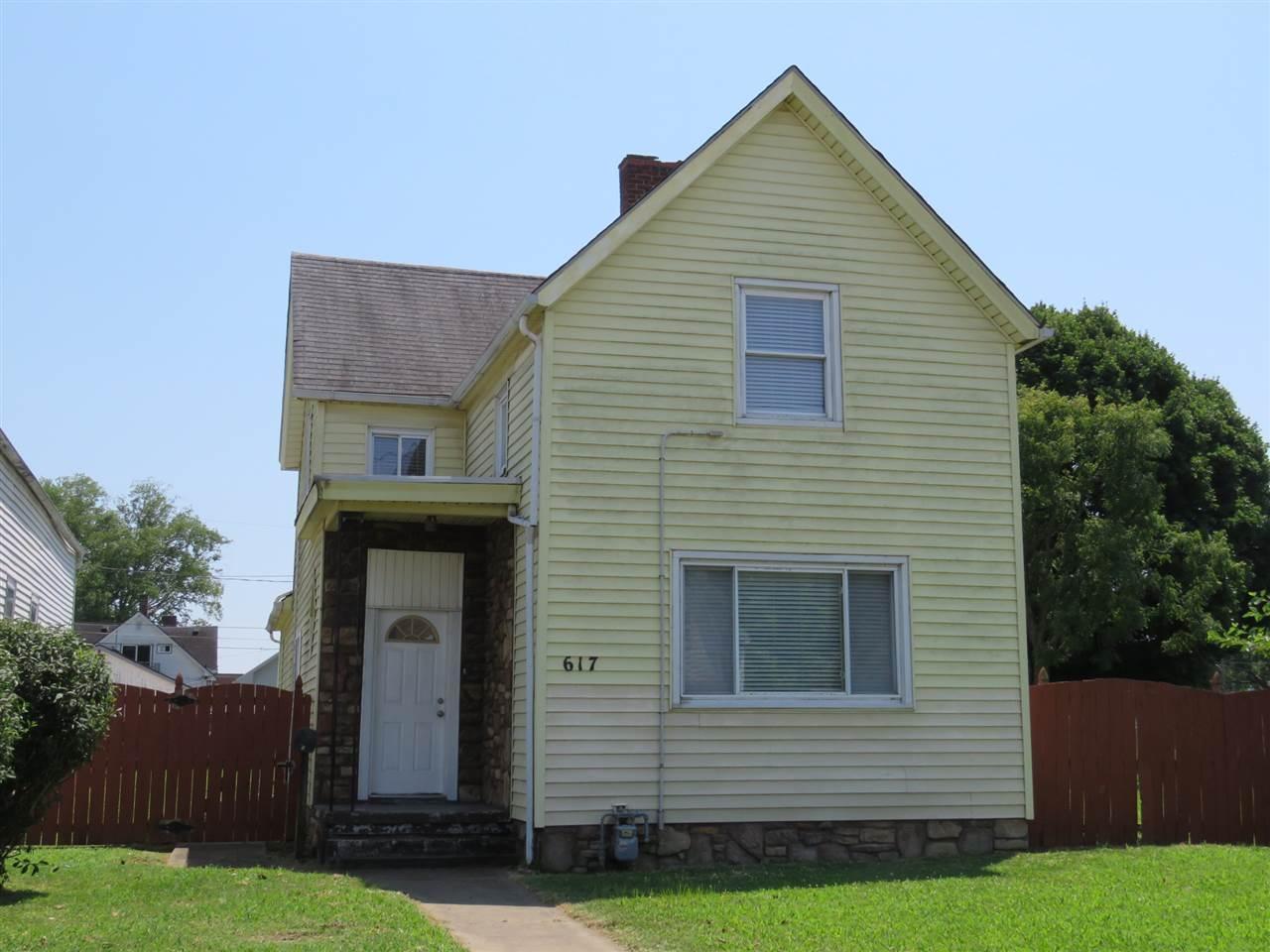 617 E Columbia Street, Evansville, IN 47711