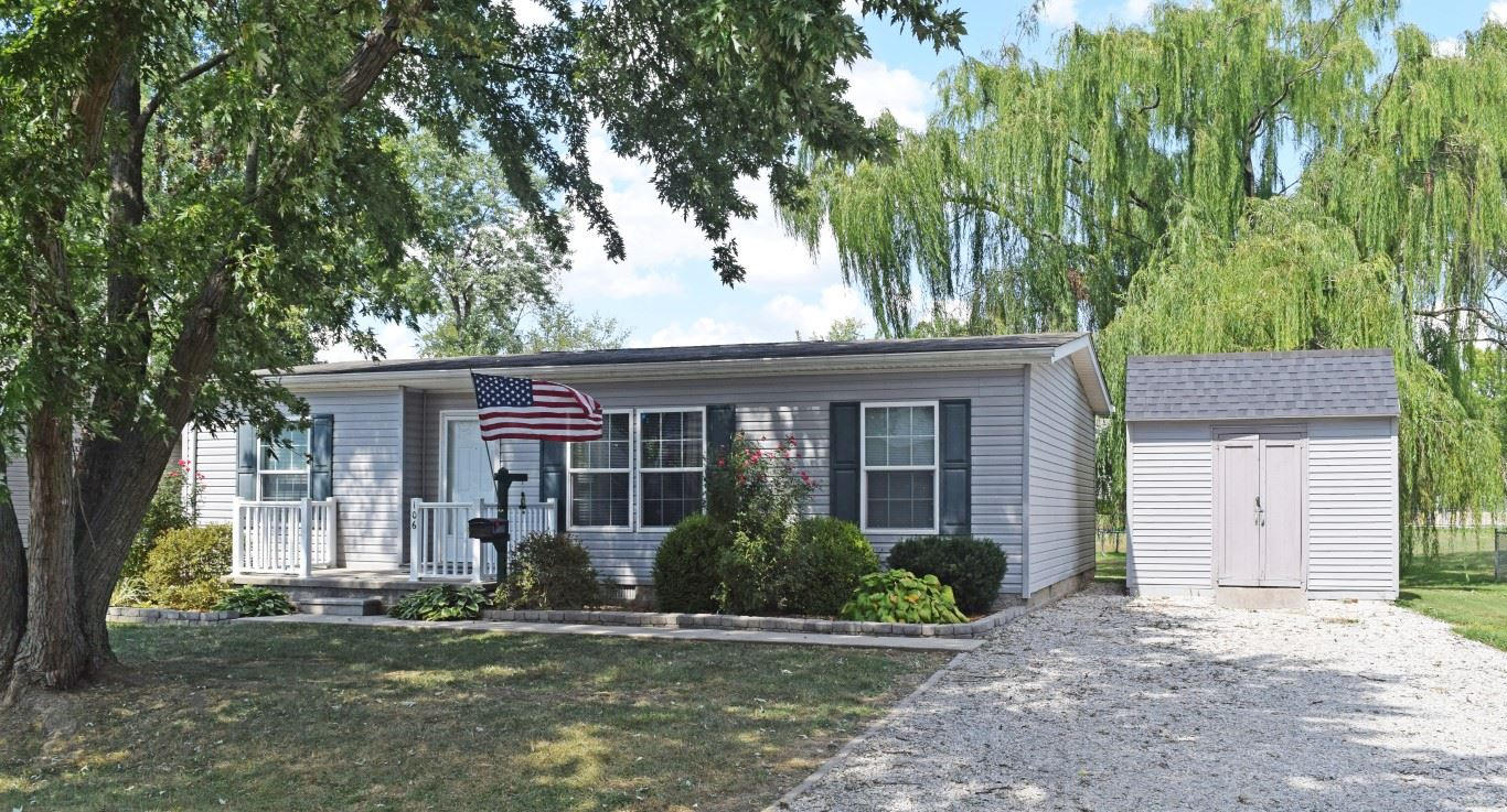 106 E Foster Street, Fort Branch, IN 47648