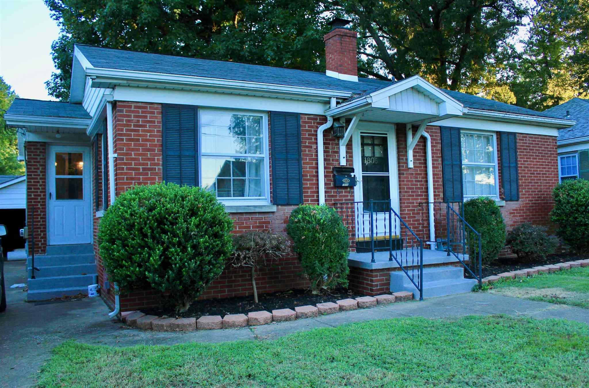 1805 E Illinois Street, Evansville, IN 47711