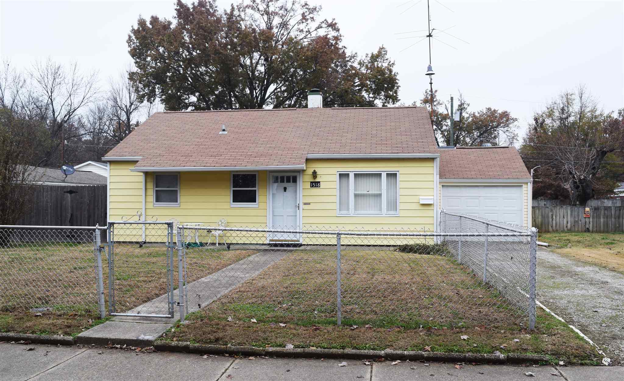 1518 Waggoner Avenue, Evansville, IN 47714
