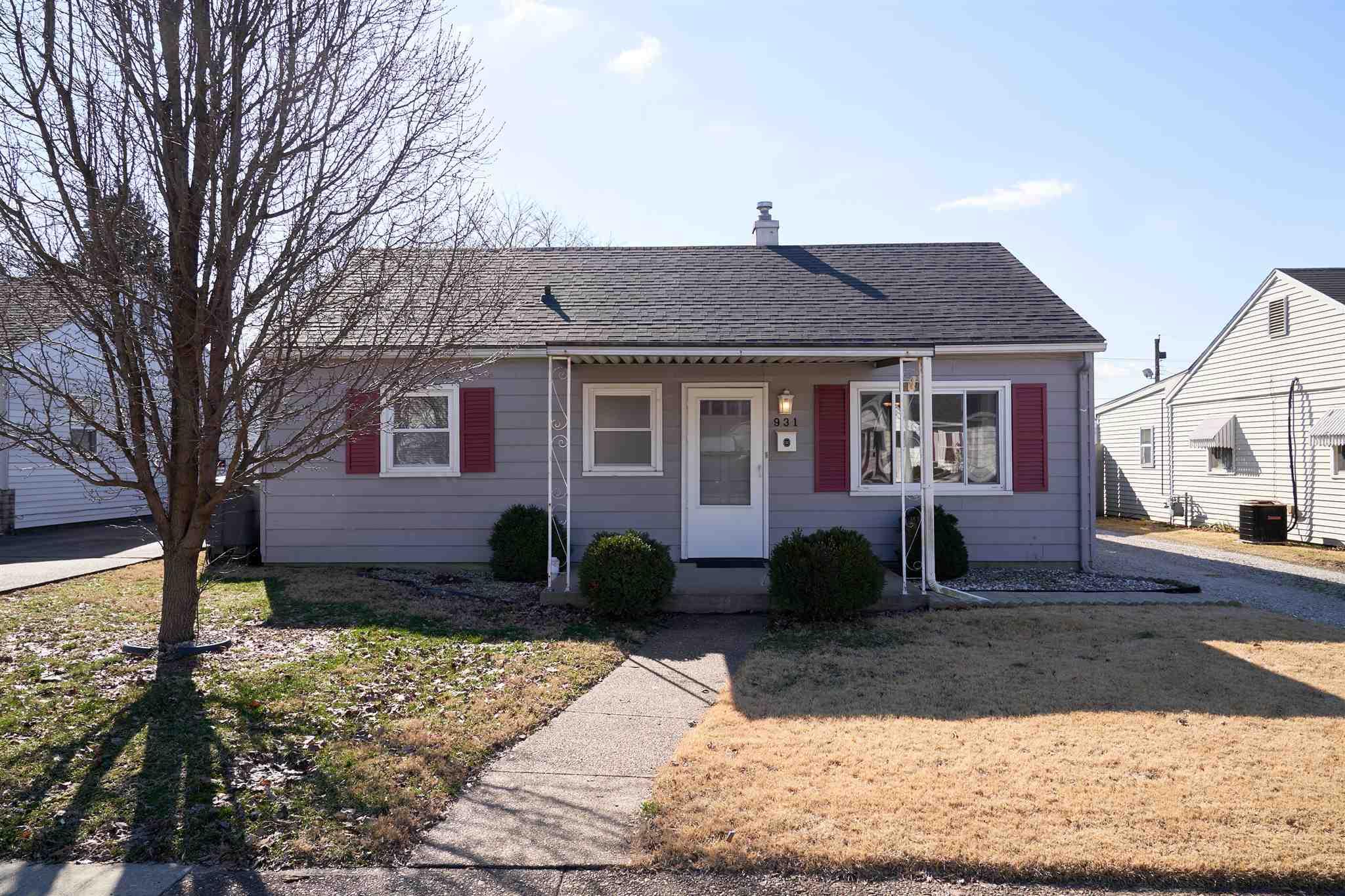 931 Joan Avenue, Evansville, IN 47711