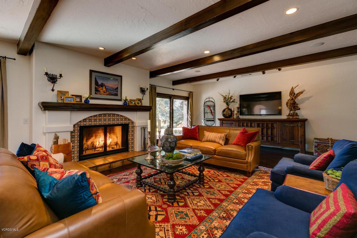 880 Azure Court, Oak View, CA 93022