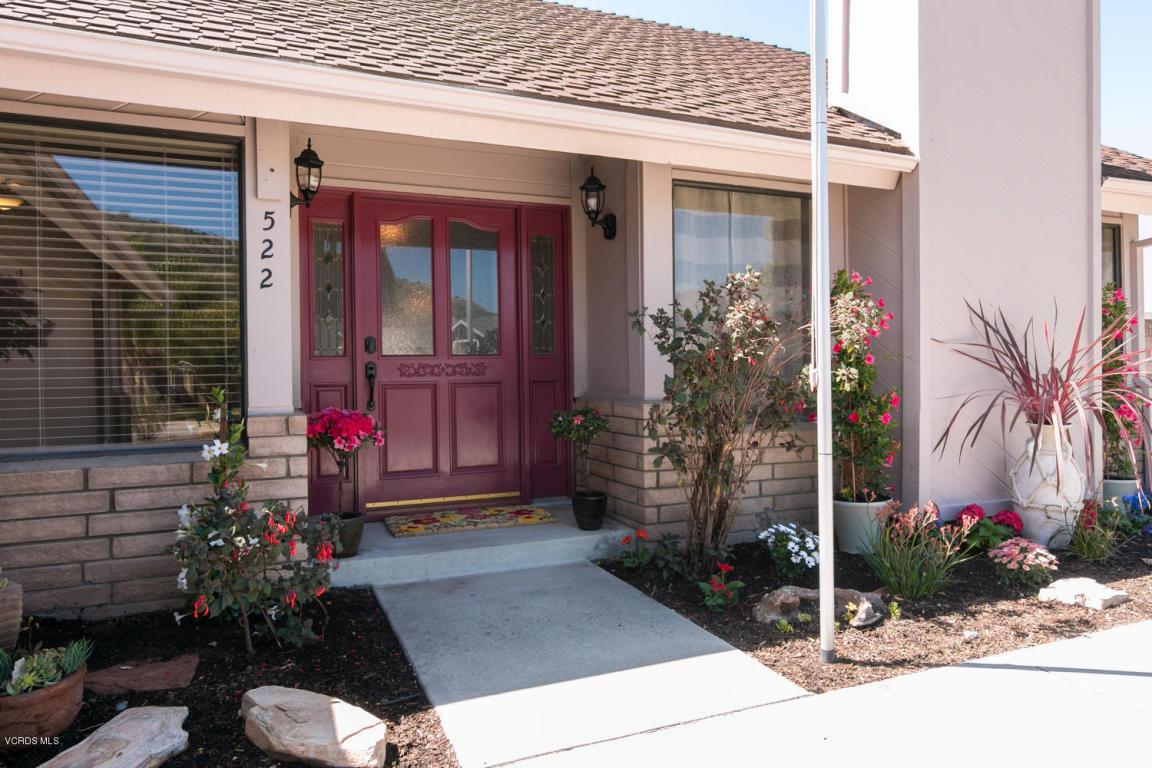 522 Stonehedge Drive, Fillmore, CA 93015