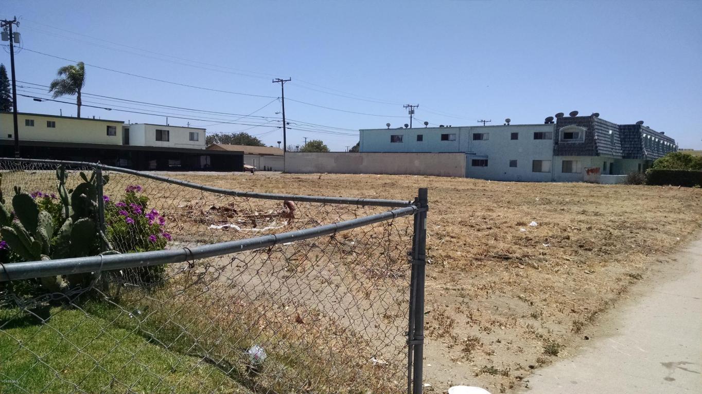 G (lot 1) Street, Oxnard, CA 93030
