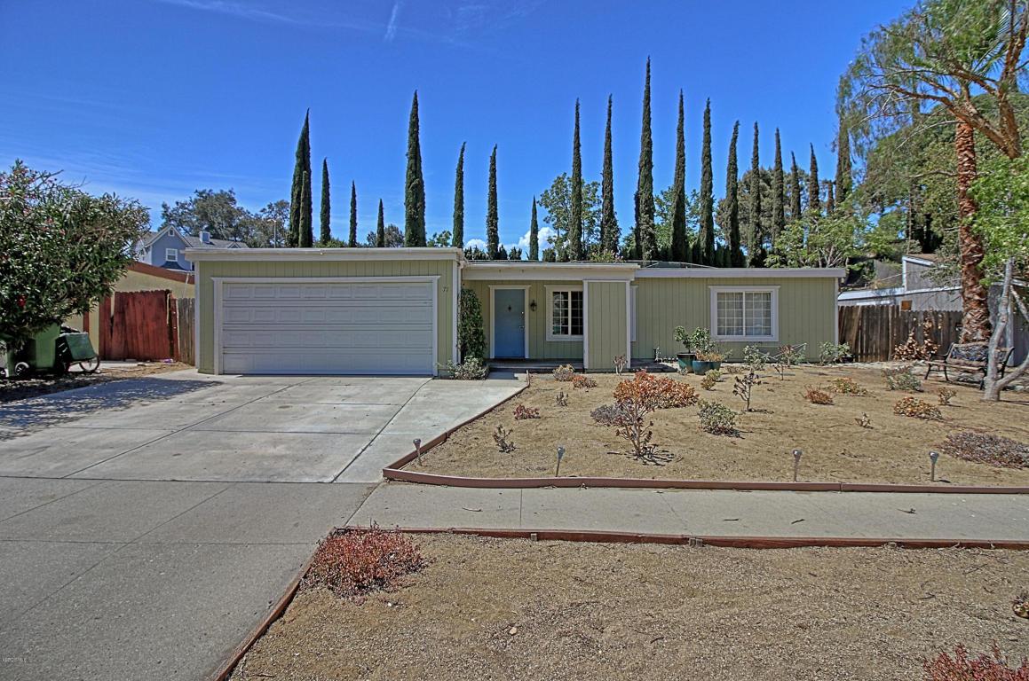 71 W Catalina Drive, Oak View, CA 93022