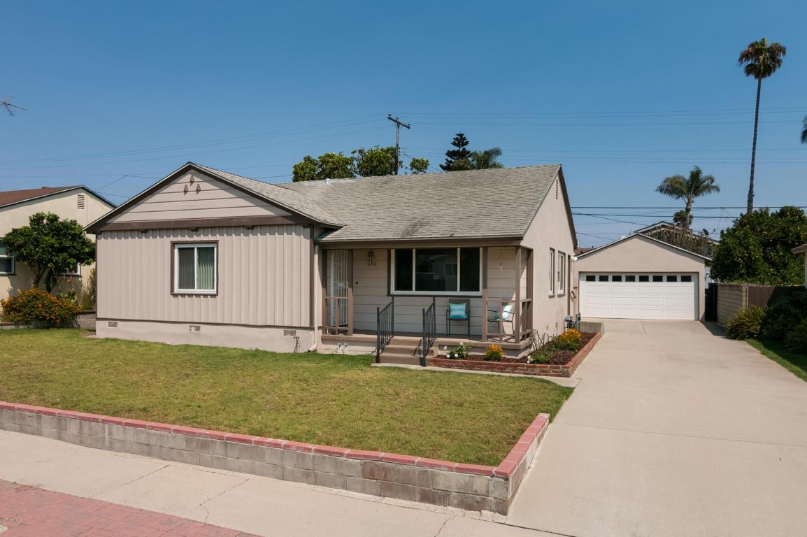 640 Lemon Grove Avenue, Ventura, CA 93003