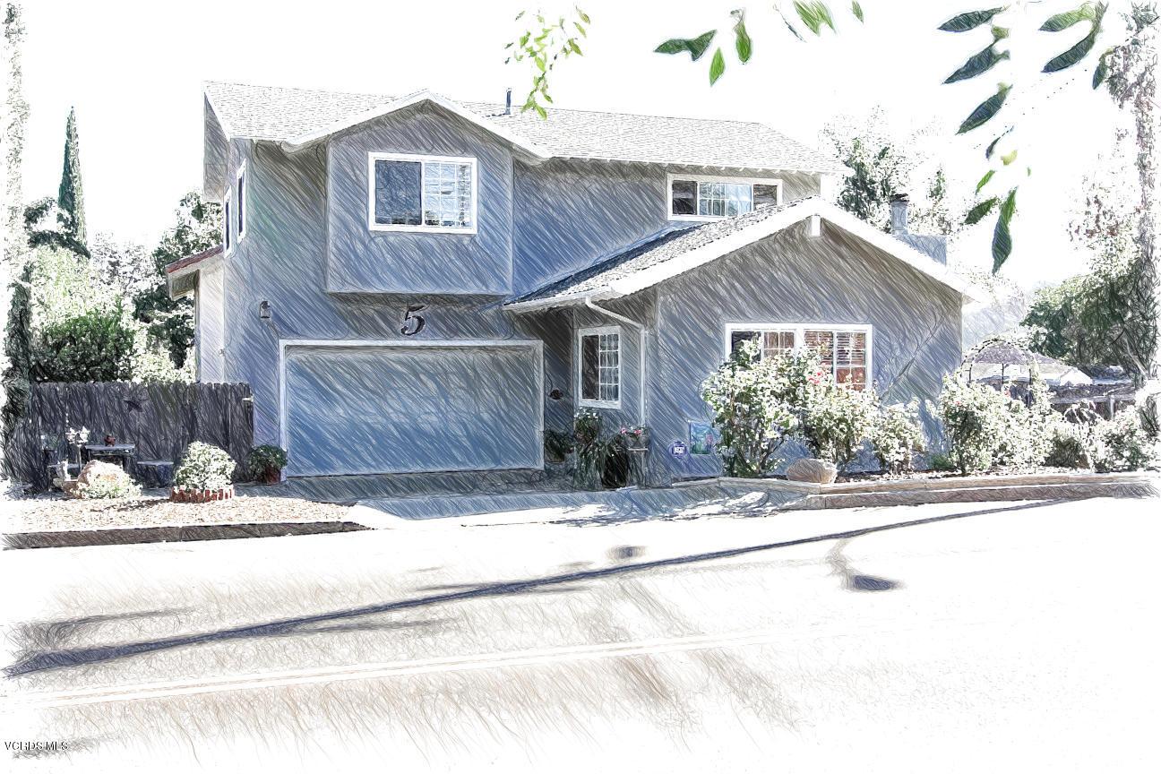 5 Valley Road, Oak View, CA 93022