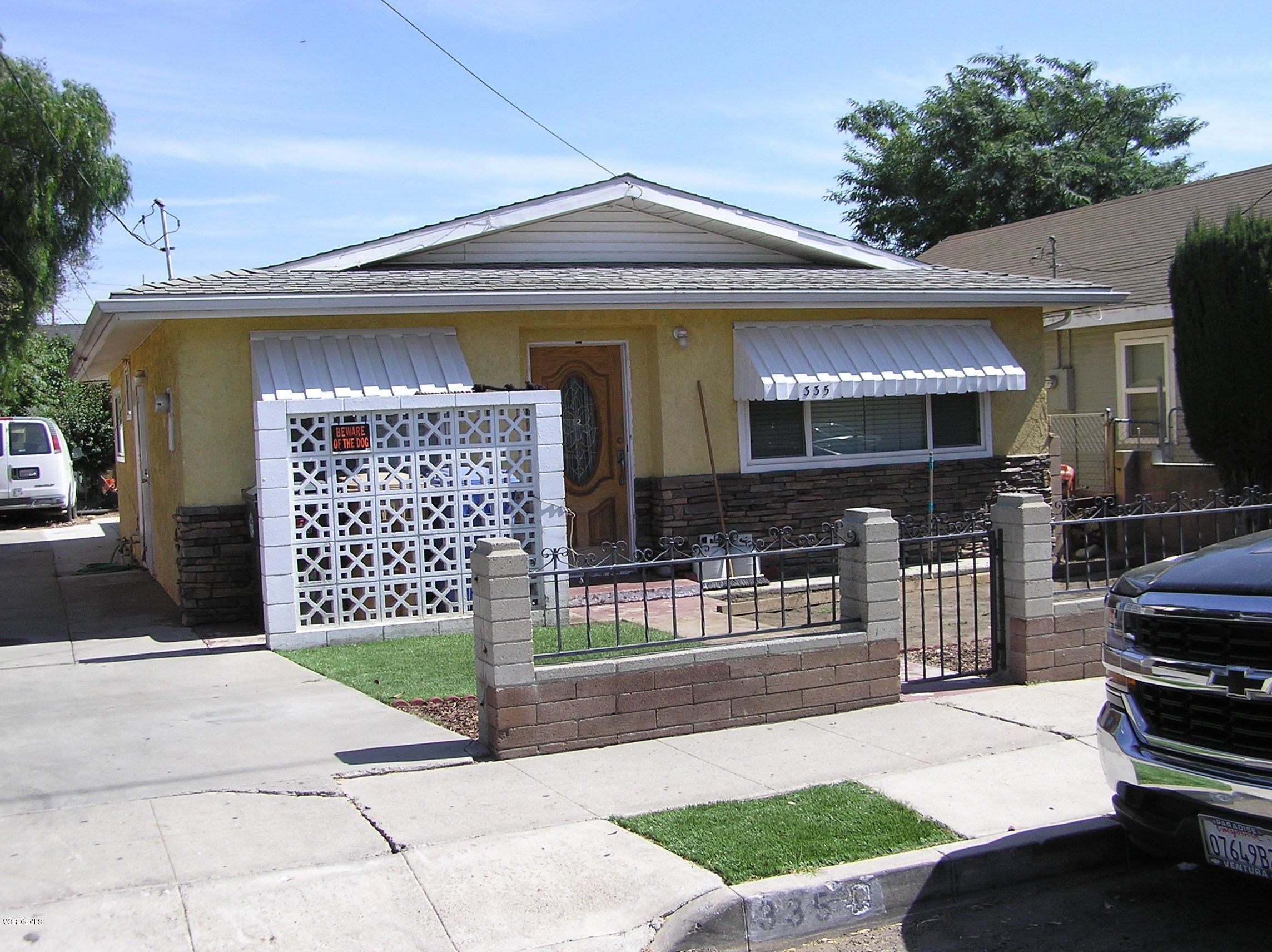 335 N 12th Street, Santa Paula, CA 93060