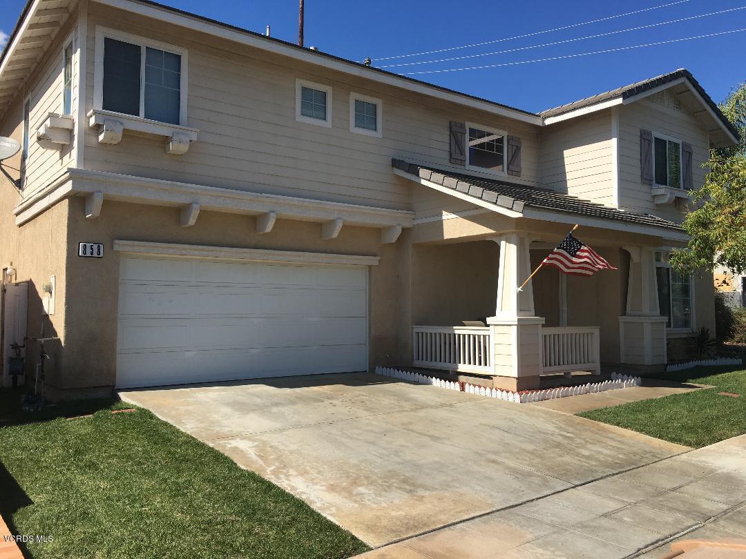 858 Hinckley Lane, Fillmore, CA 93015