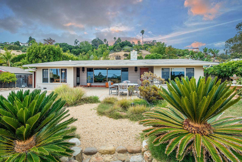 525 Scenic Drive, Santa Barbara, CA 93103