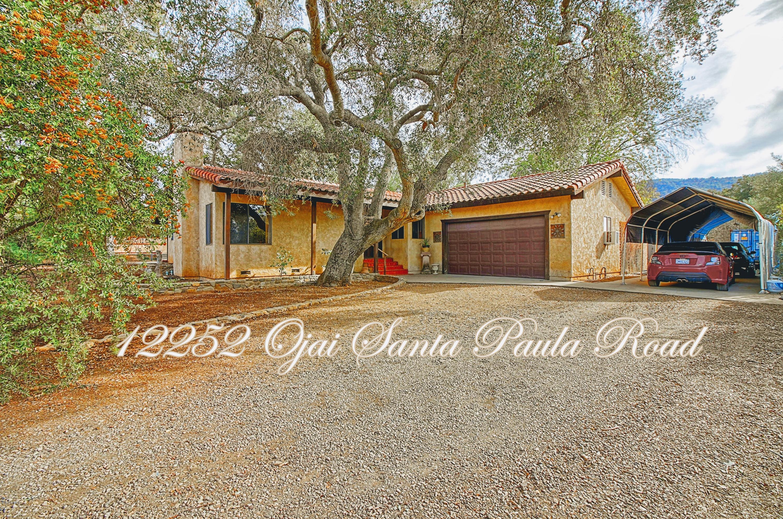 12252 Ojai Santa Paula Road, Ojai, CA 93023