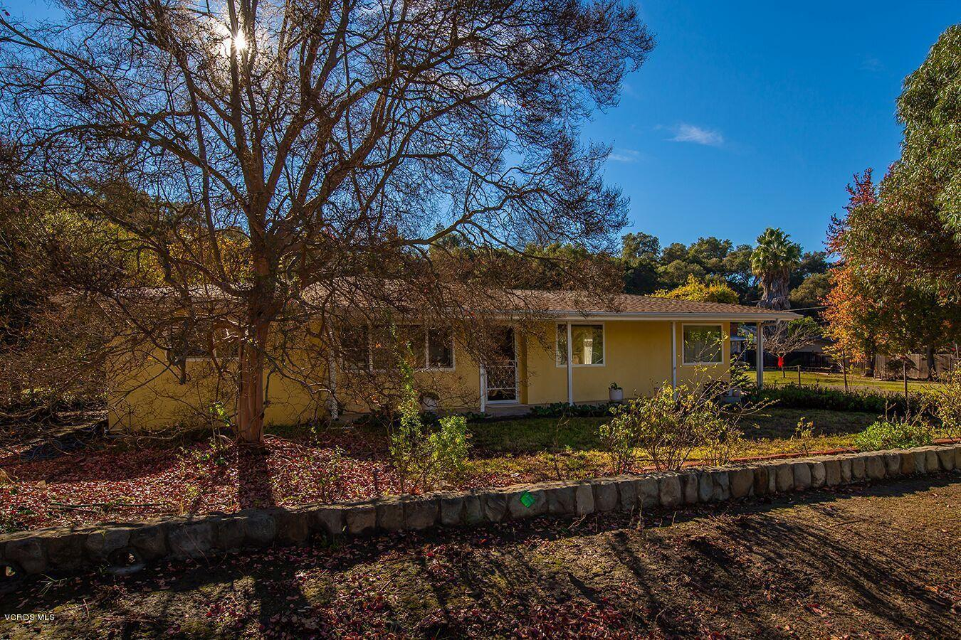 74 Feliz Drive, Oak View, CA 93022