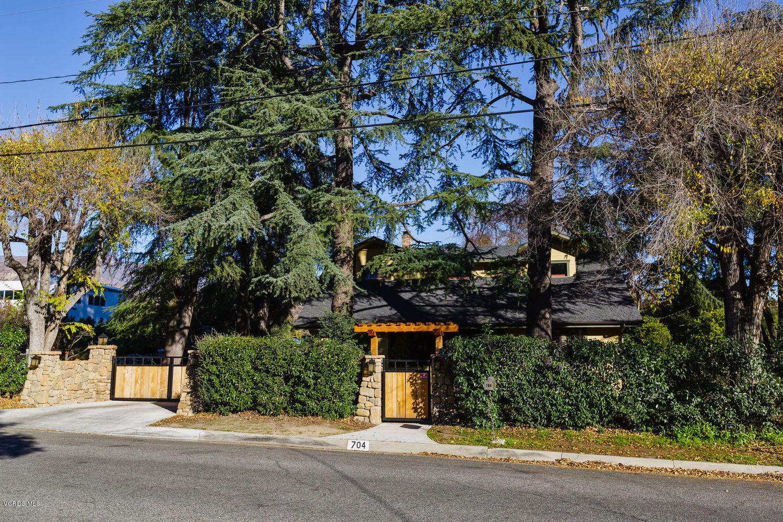 704 Daly Road, Ojai, CA 93023