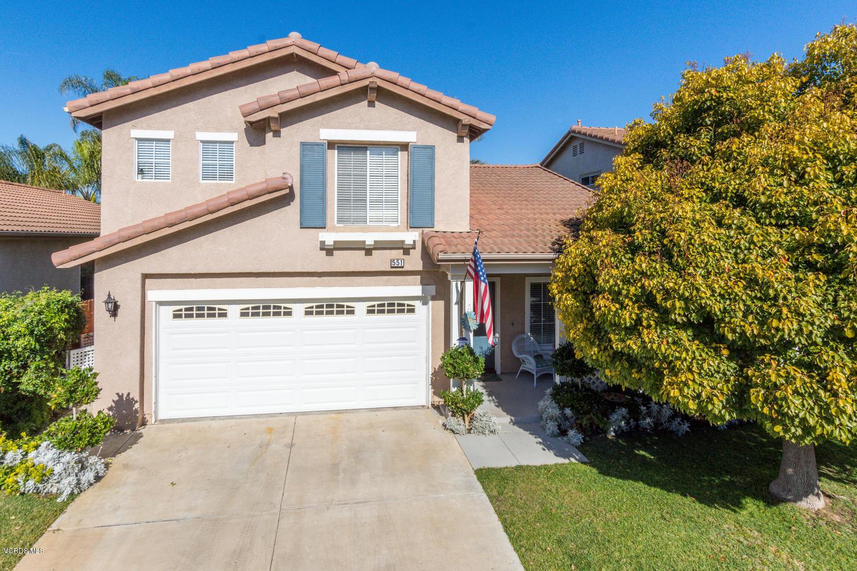 551 Paseo Del Valle, Camarillo, CA 93010