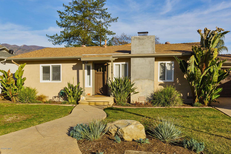 710 Mercer Avenue, Ojai, CA 93023