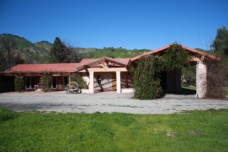 7777 Wheeler Canyon Road, Santa Paula, CA 93060