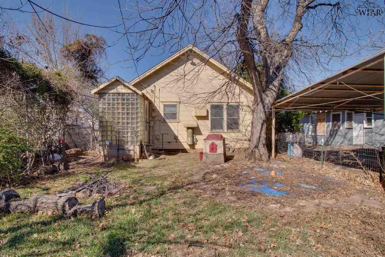 1657 Collins Avenue, Wichita Falls, TX 76301