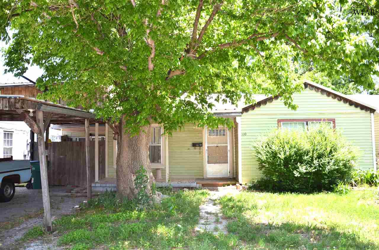 110 Smith Street, Burkburnett, TX 76354