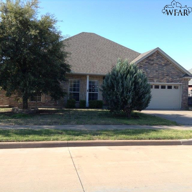 1713 Rockridge Drive, Wichita Falls, TX 76310