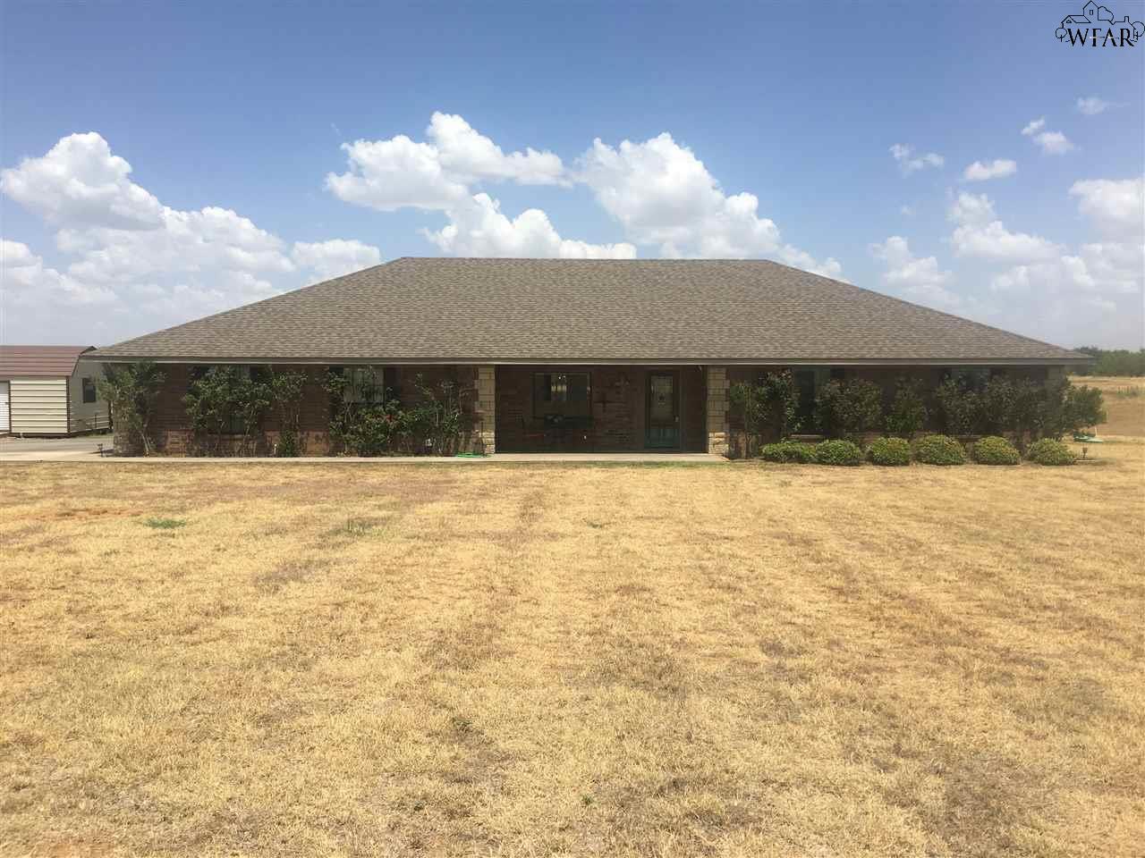 2238 Van Horn Road, Iowa Park, TX 76367