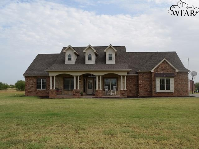 2764 Brandon Road, Iowa Park, TX 76367