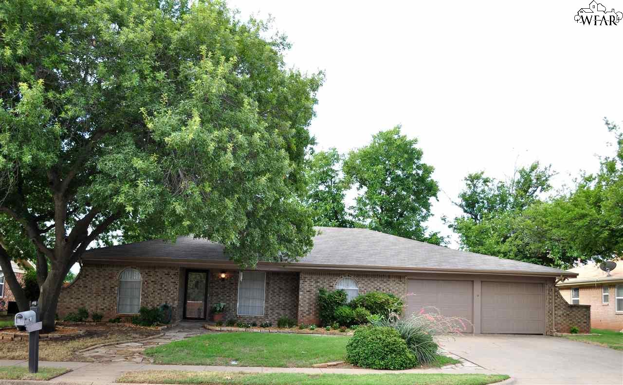 4405 Canberra Drive, Wichita Falls, TX 76308