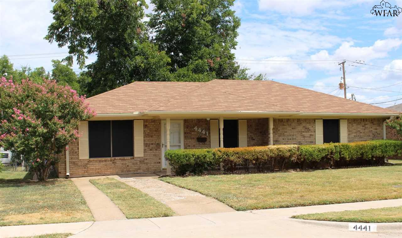 4441 Mcniel Avenue, Wichita Falls, TX 76308