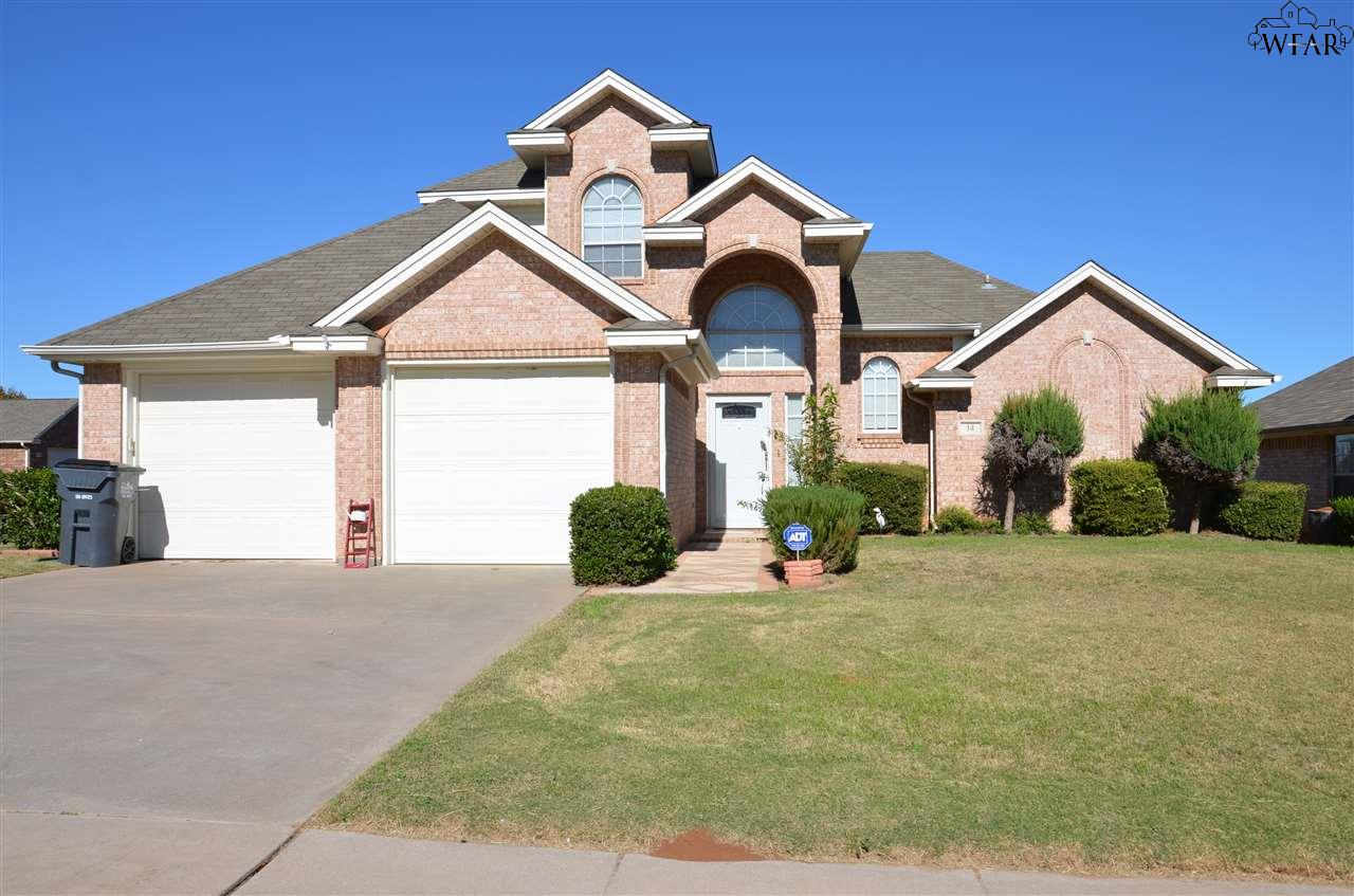 14 N Park Drive, Wichita Falls, TX 76306