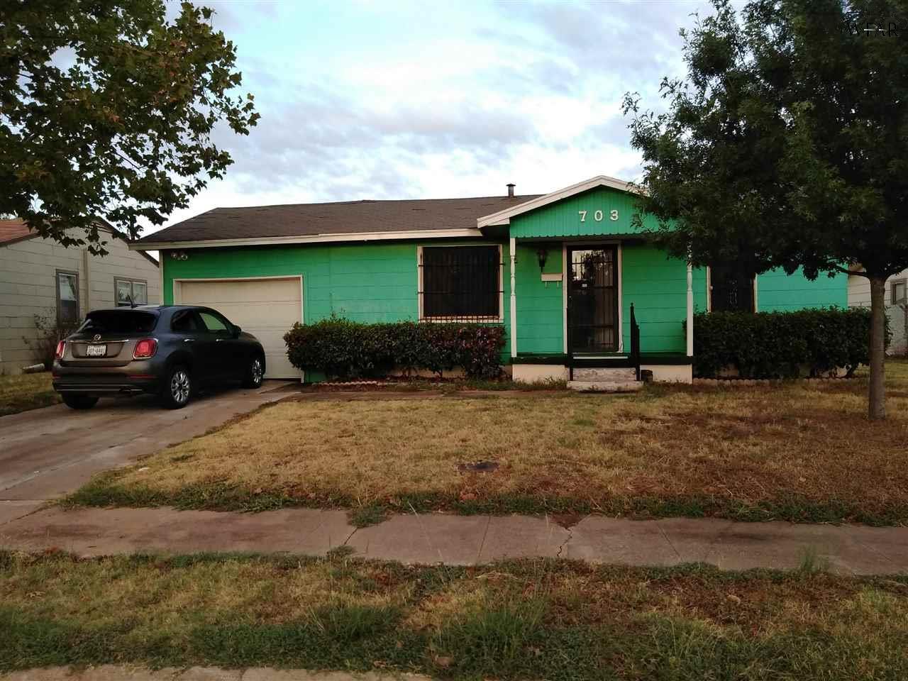 703 Williams Avenue, Wichita Falls, TX 76301