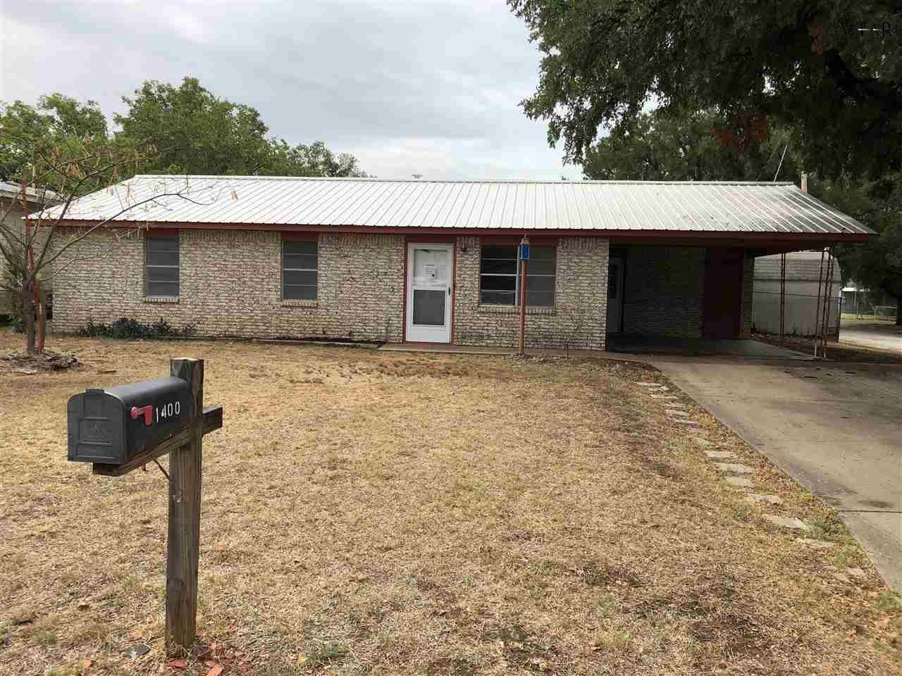 1400 Remington Lane, Graham, TX 76450