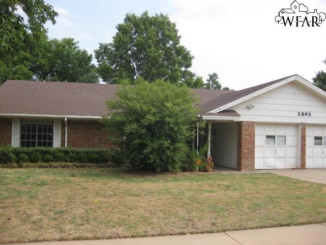 2803 Elmwood Avenue, Wichita Falls, TX 76308