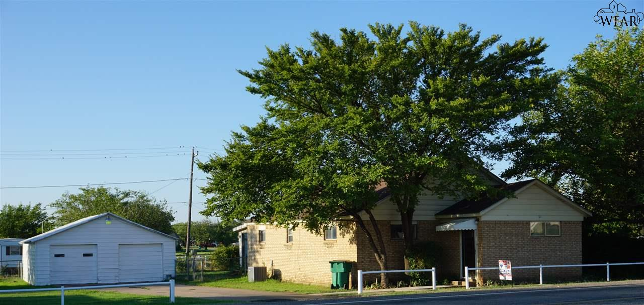 404 E Olive Street, Holliday, TX 76366