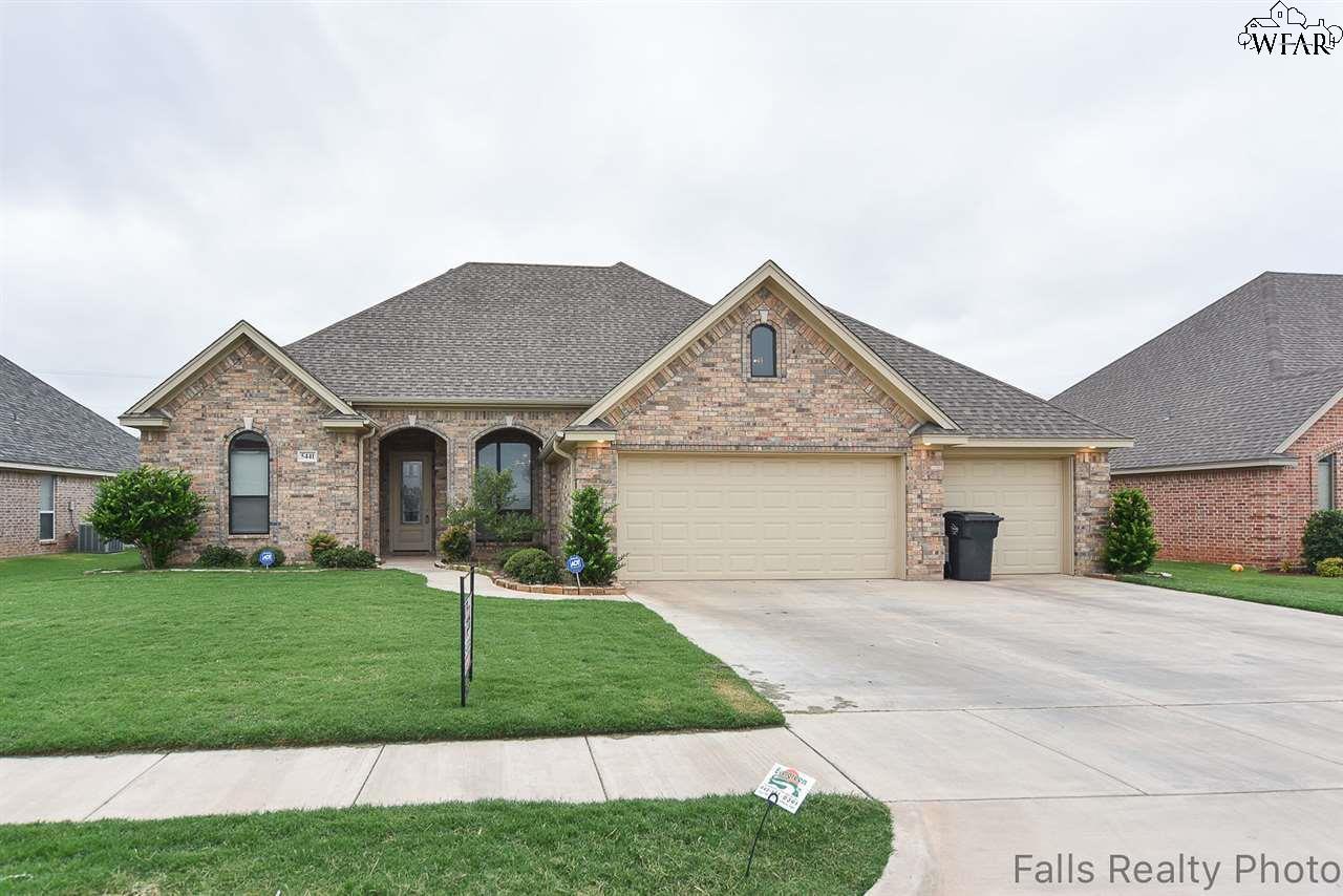 5441 Sun Stone Drive, Wichita Falls, TX 76310